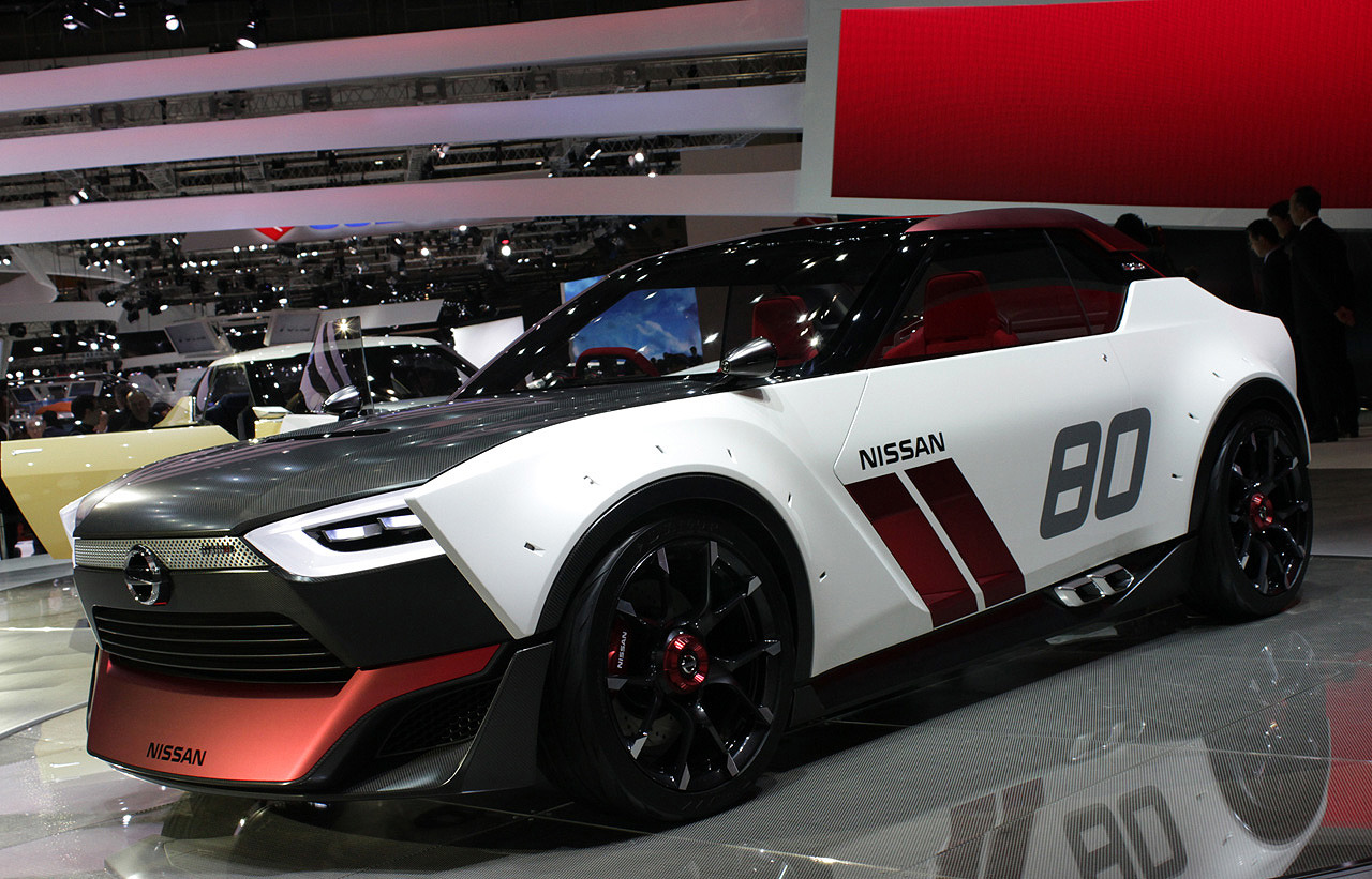 Nissan IDx Nismo Concept Photo Gallery - Autoblog