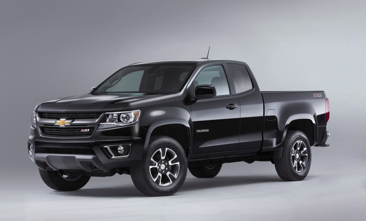 2015 Chevrolet Colorado Photo Gallery - Autoblog