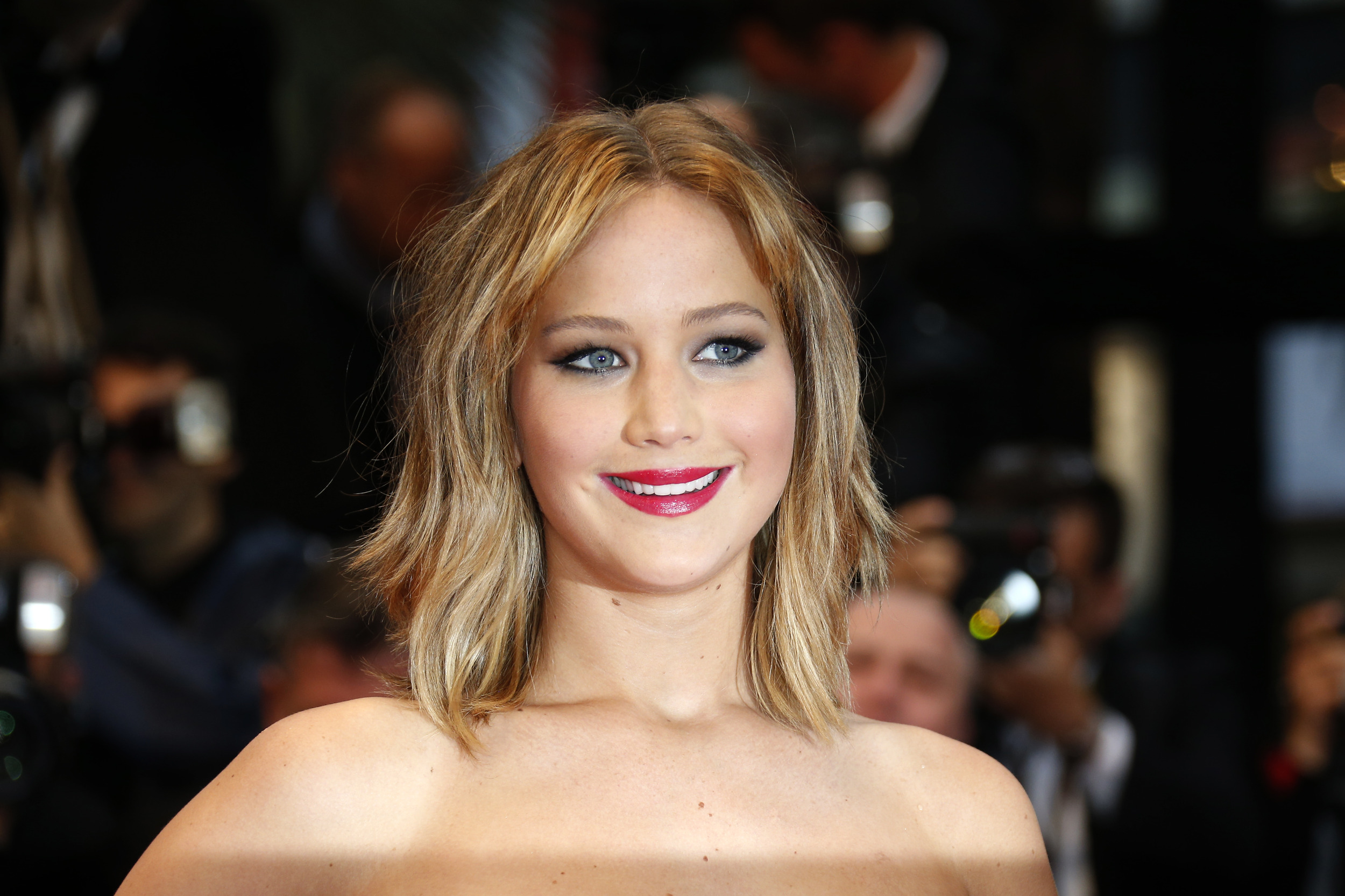 Puperty ) nude 12. 12 Quotes That Made Us Fall in Love With J-Law (Even More)!