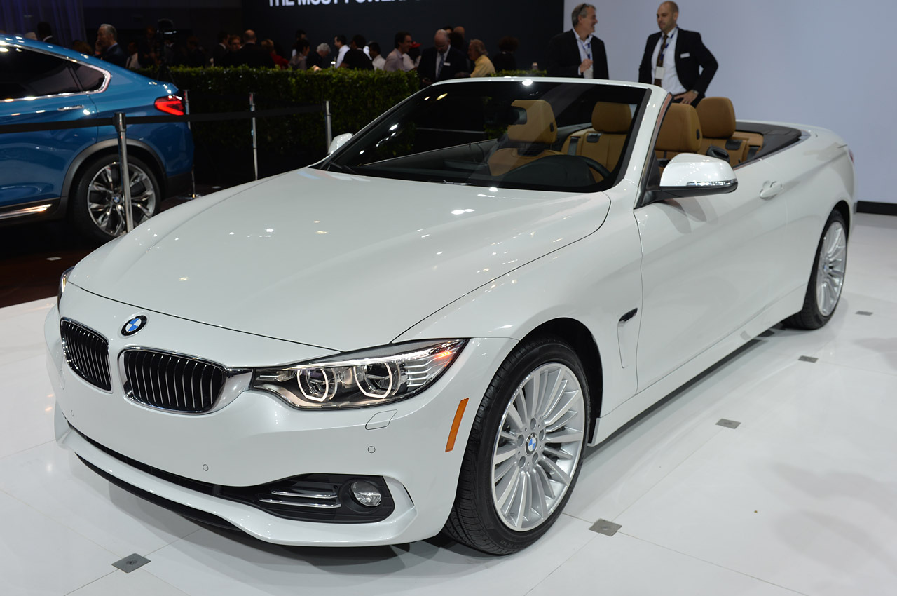 BMW Series Convertible LA Photo Gallery Autoblog - Bmw 3 series 2014 price