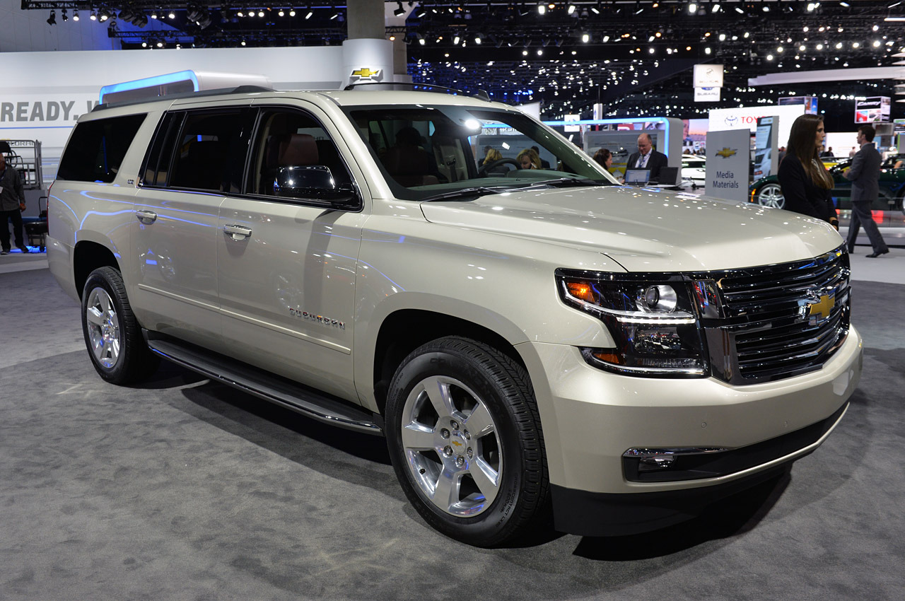 2015 chevrolet suburban la 2013 photo gallery autoblog. Black Bedroom Furniture Sets. Home Design Ideas