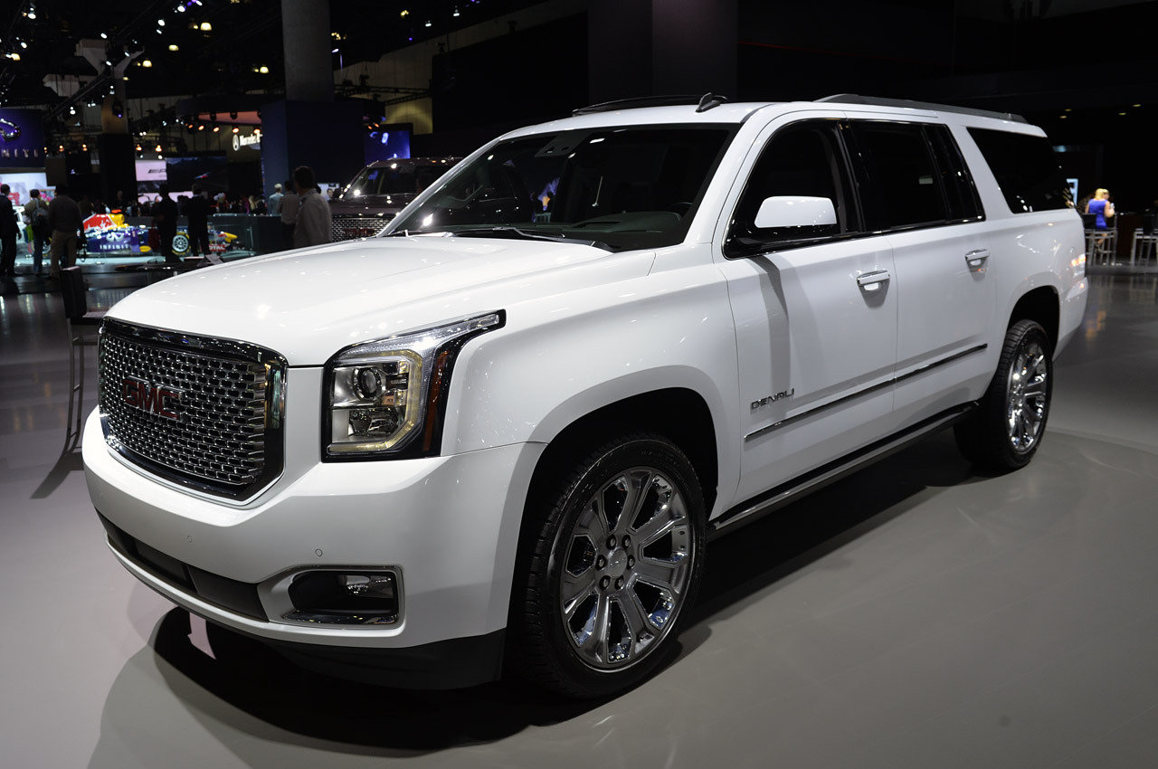 2015 gmc yukon xl la 2013 photo gallery autoblog. Black Bedroom Furniture Sets. Home Design Ideas