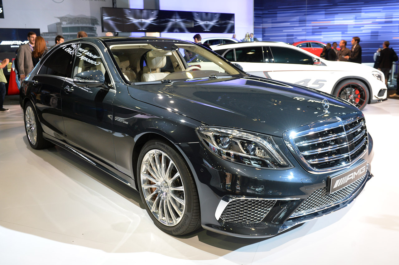 2014 mercedes benz s65 amg la 2013 photo gallery autoblog for Mercedes benz s 65