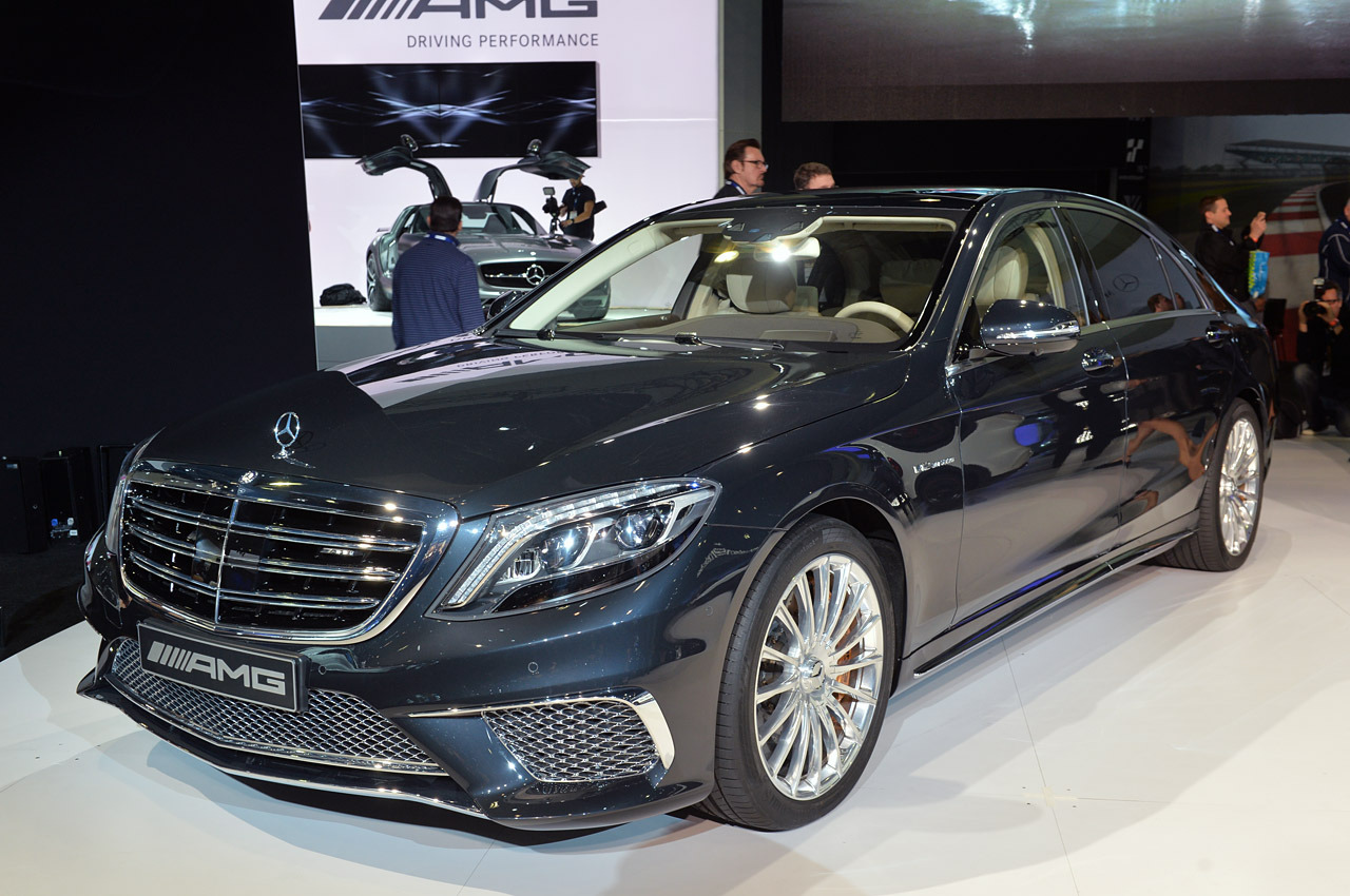 2014 mercedes benz s65 amg la 2013 photo gallery autoblog for Mercedes benz s65