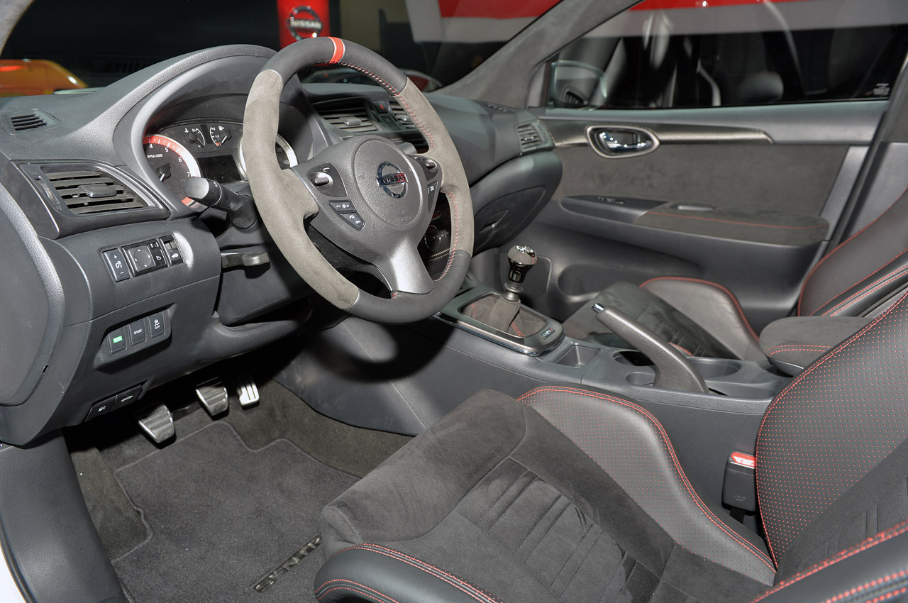 Surprise to me nissan sentra nismo nissan forum nissan forums as far as the nismo approach goes i am 100 confident that there will be a three pedal setup on the sentra version at production vanachro Choice Image