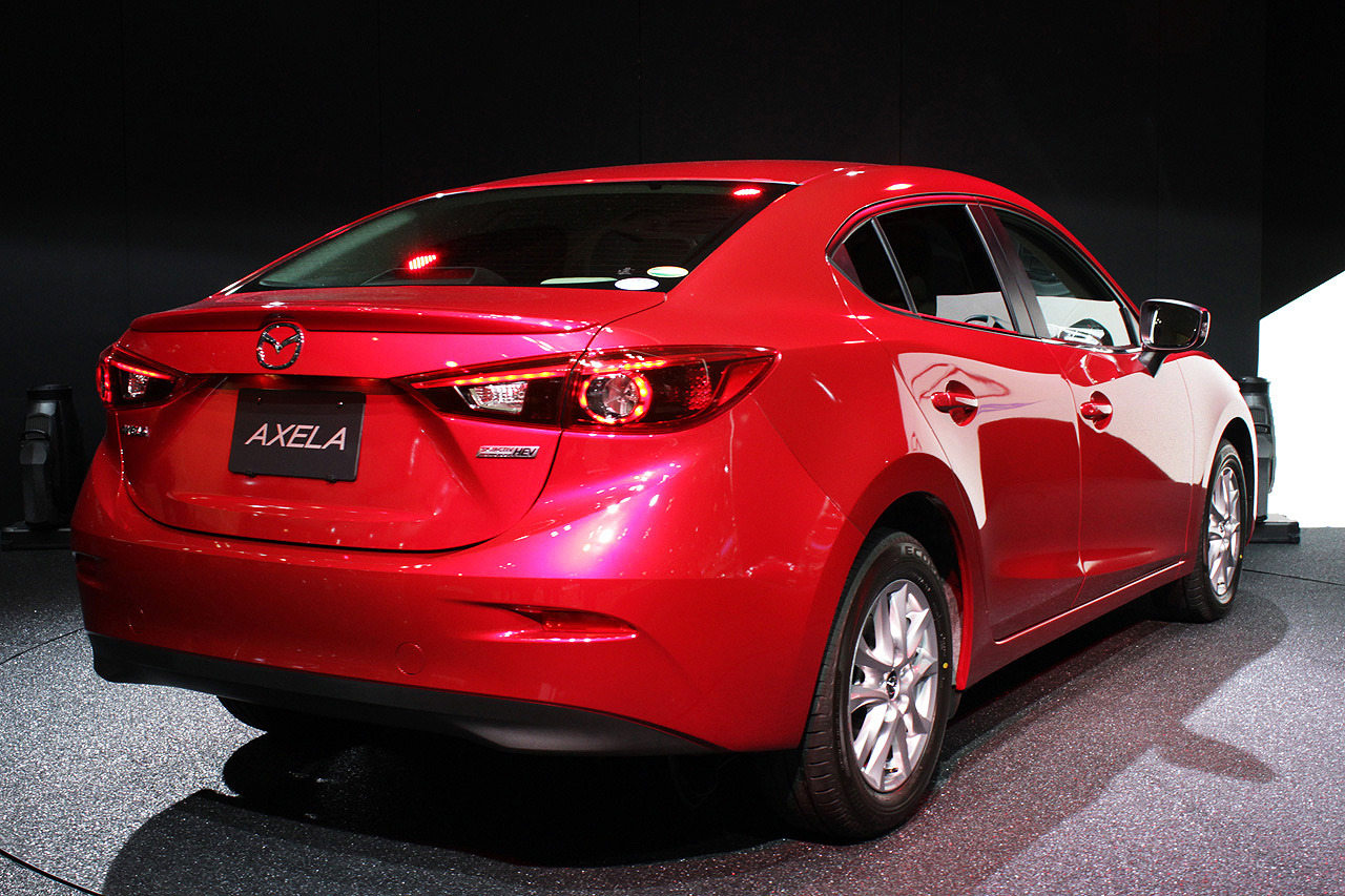 mazda3 skyactiv hybrid photo gallery autoblog. Black Bedroom Furniture Sets. Home Design Ideas