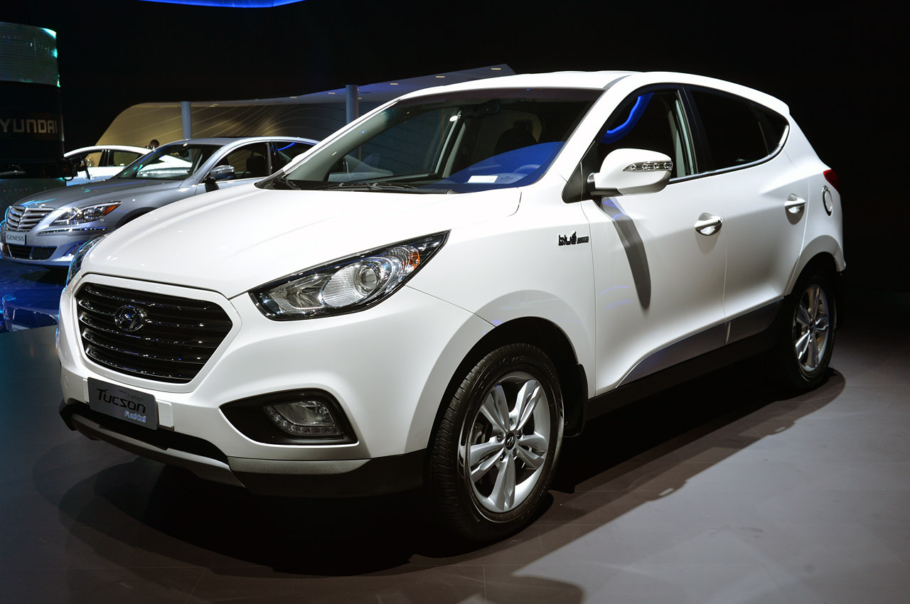 2015 hyundai tucson fuel cell la 2013 photo gallery. Black Bedroom Furniture Sets. Home Design Ideas