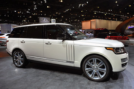2014 Land Rover Range Rover Autobiography Black Lwb Is A