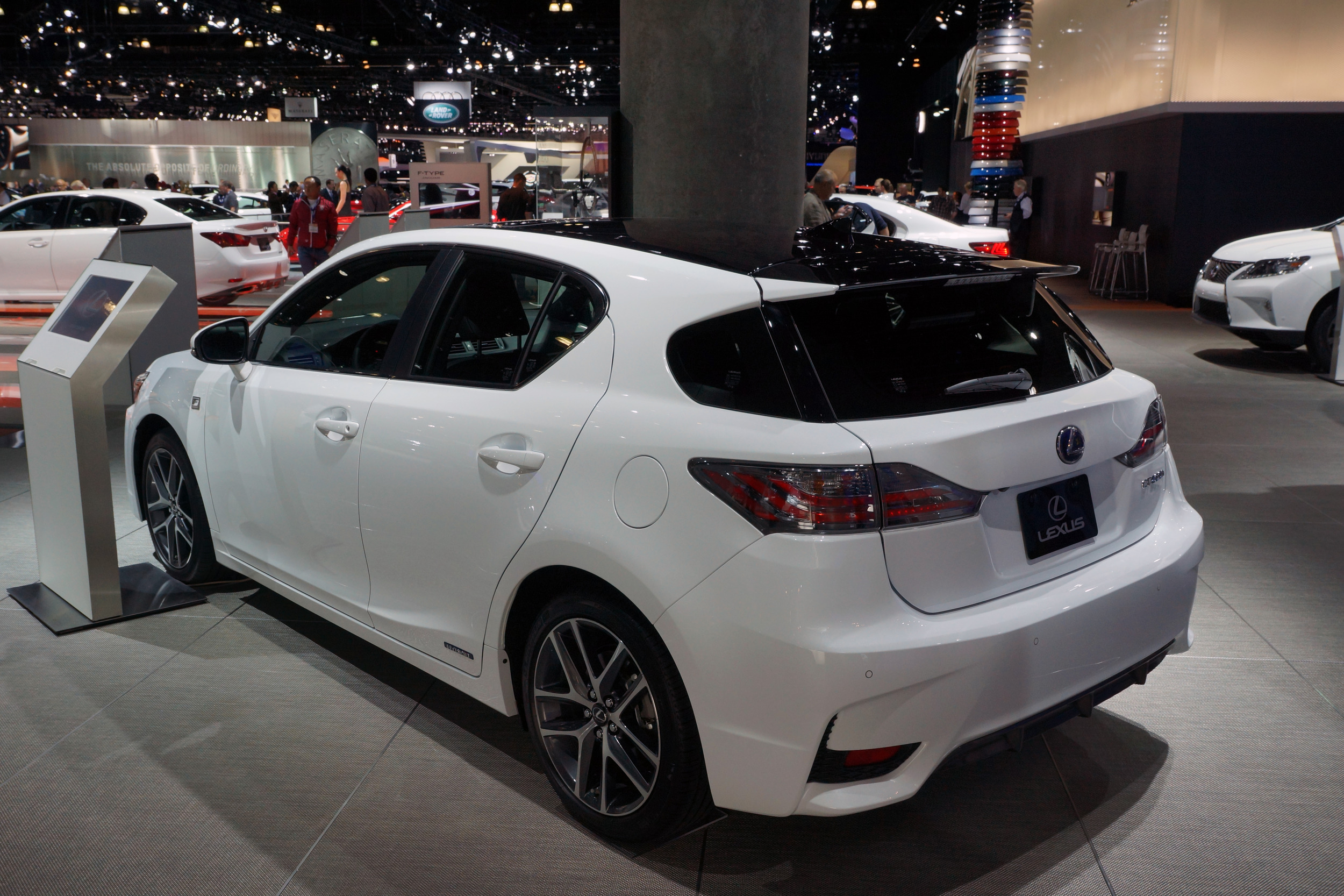 ct new f the toy lexus up fires sport a