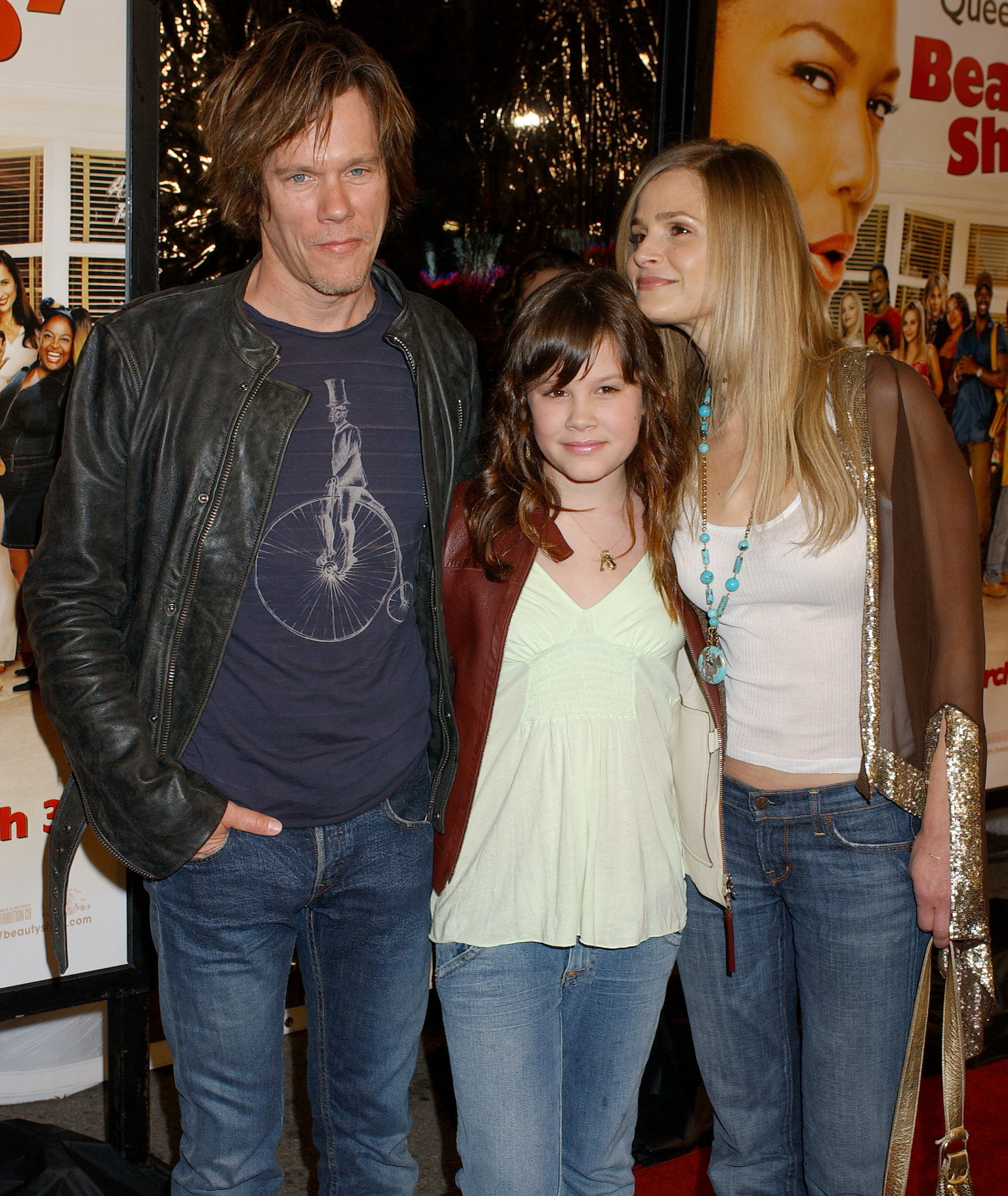 Kevin Bacon  daughter ...