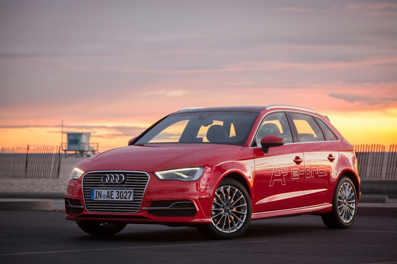 2015 Audi A3 E Tron Photo Gallery Autoblog
