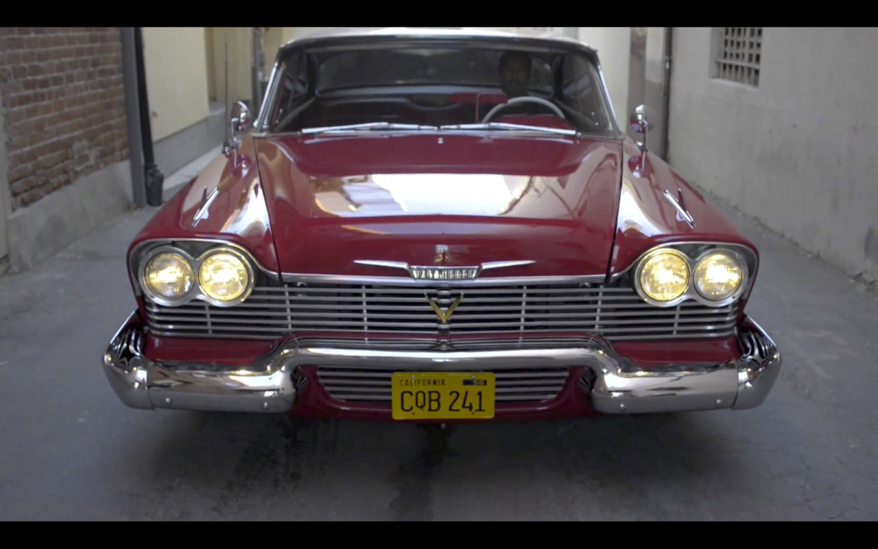 Christine The Car For Sale