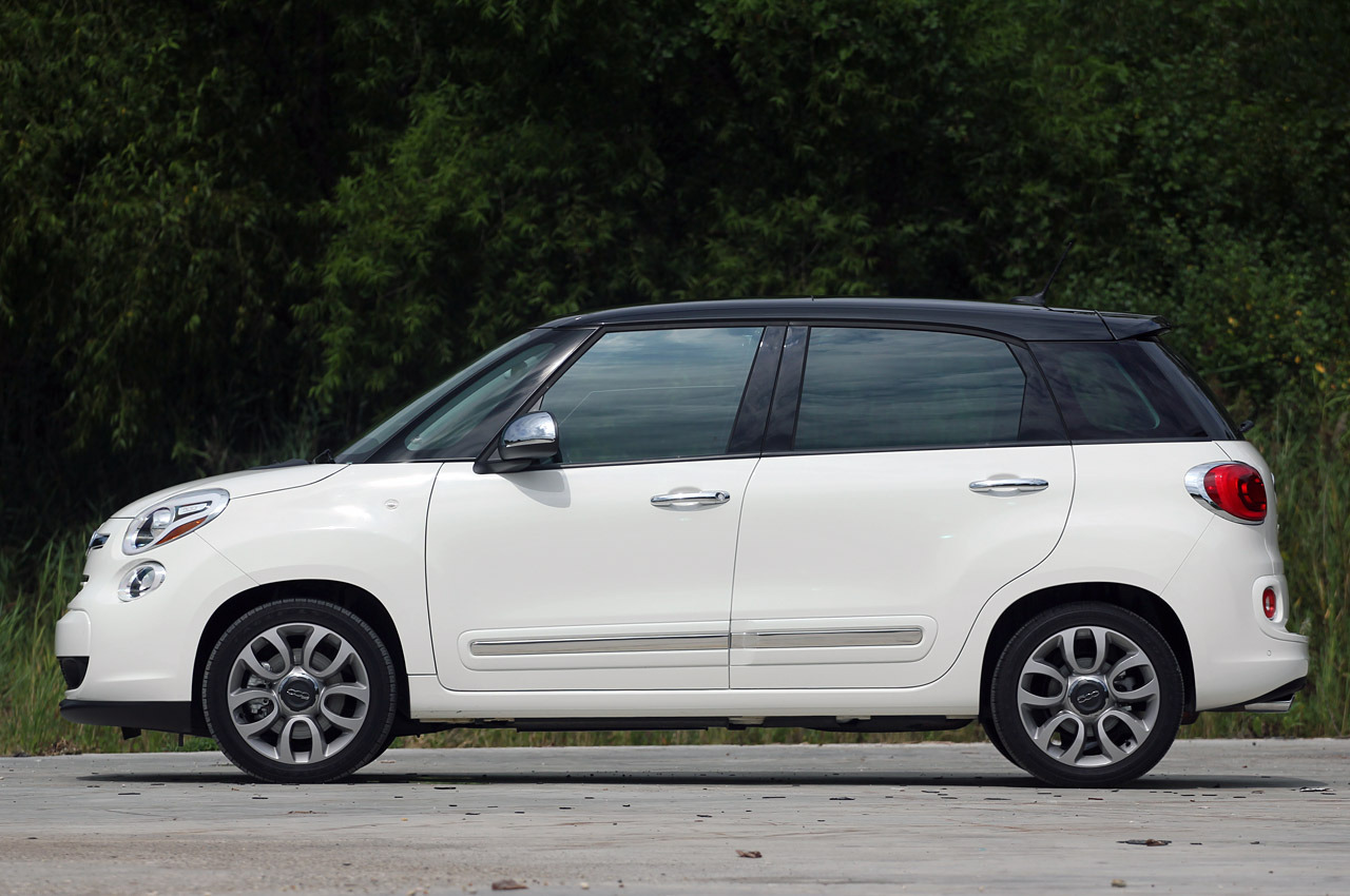 2014 fiat 500l photo gallery of first drive review from html autos weblog. Black Bedroom Furniture Sets. Home Design Ideas