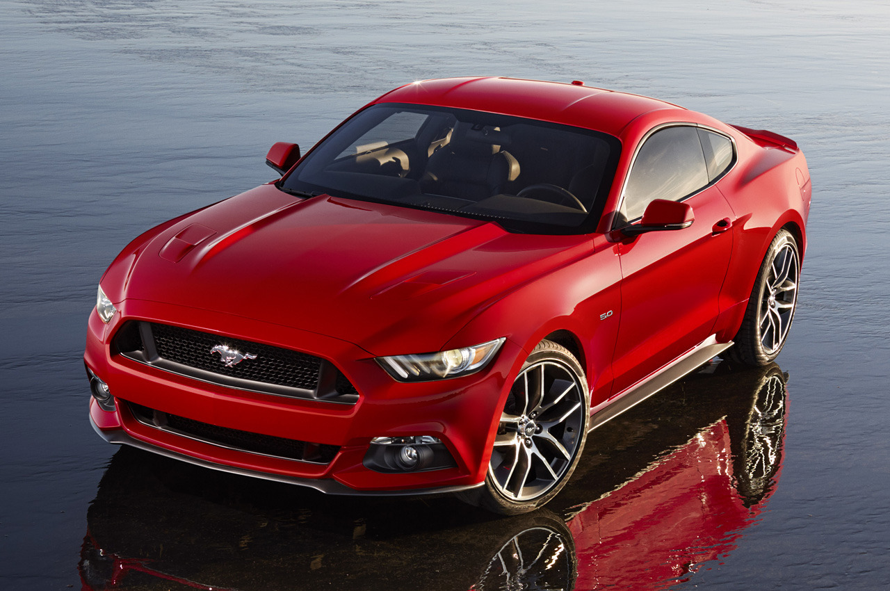 2015 ford mustang gt photo gallery   autoblog