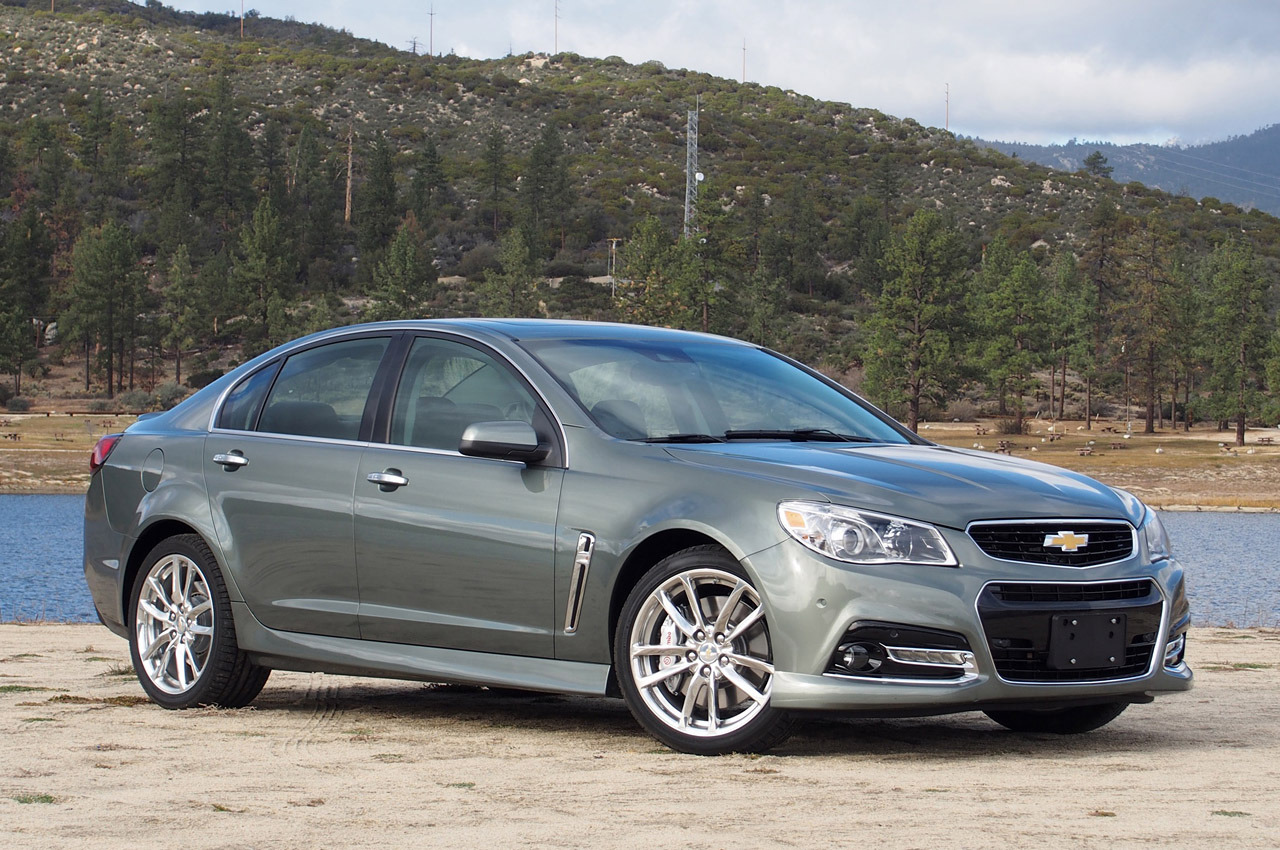 2014 Chevrolet SS: First Drive - 413.6KB