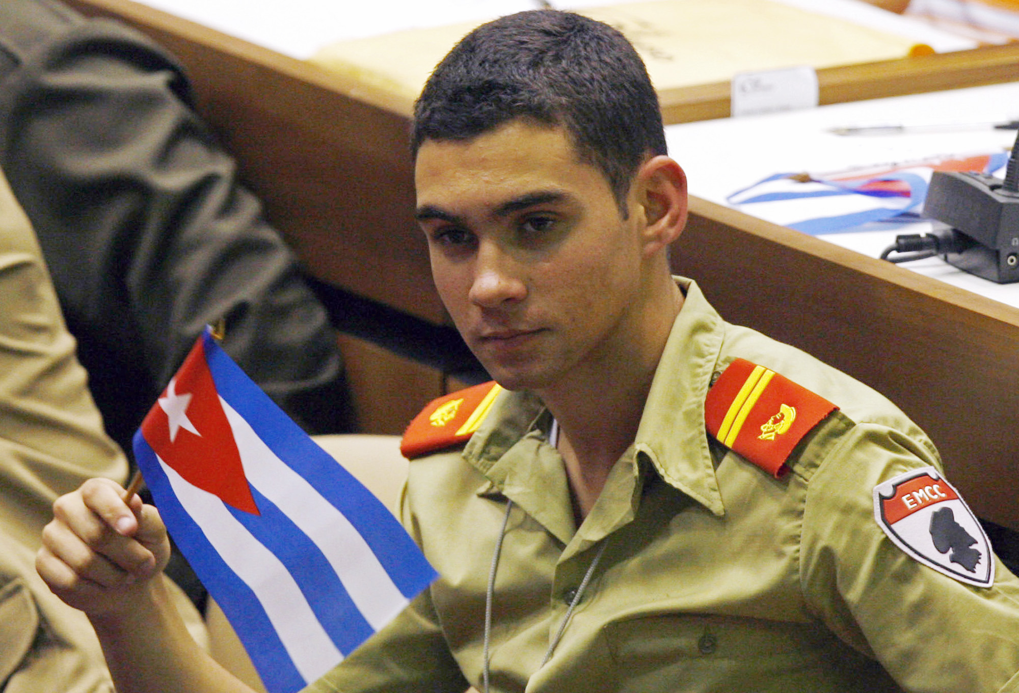 an overview of the emotions and the custody status of elian gonzalez Cubans move to snub dems administration's predawn seizure of elian gonzalez by severing ties to the the emotions also ran high at the desk where mirta.