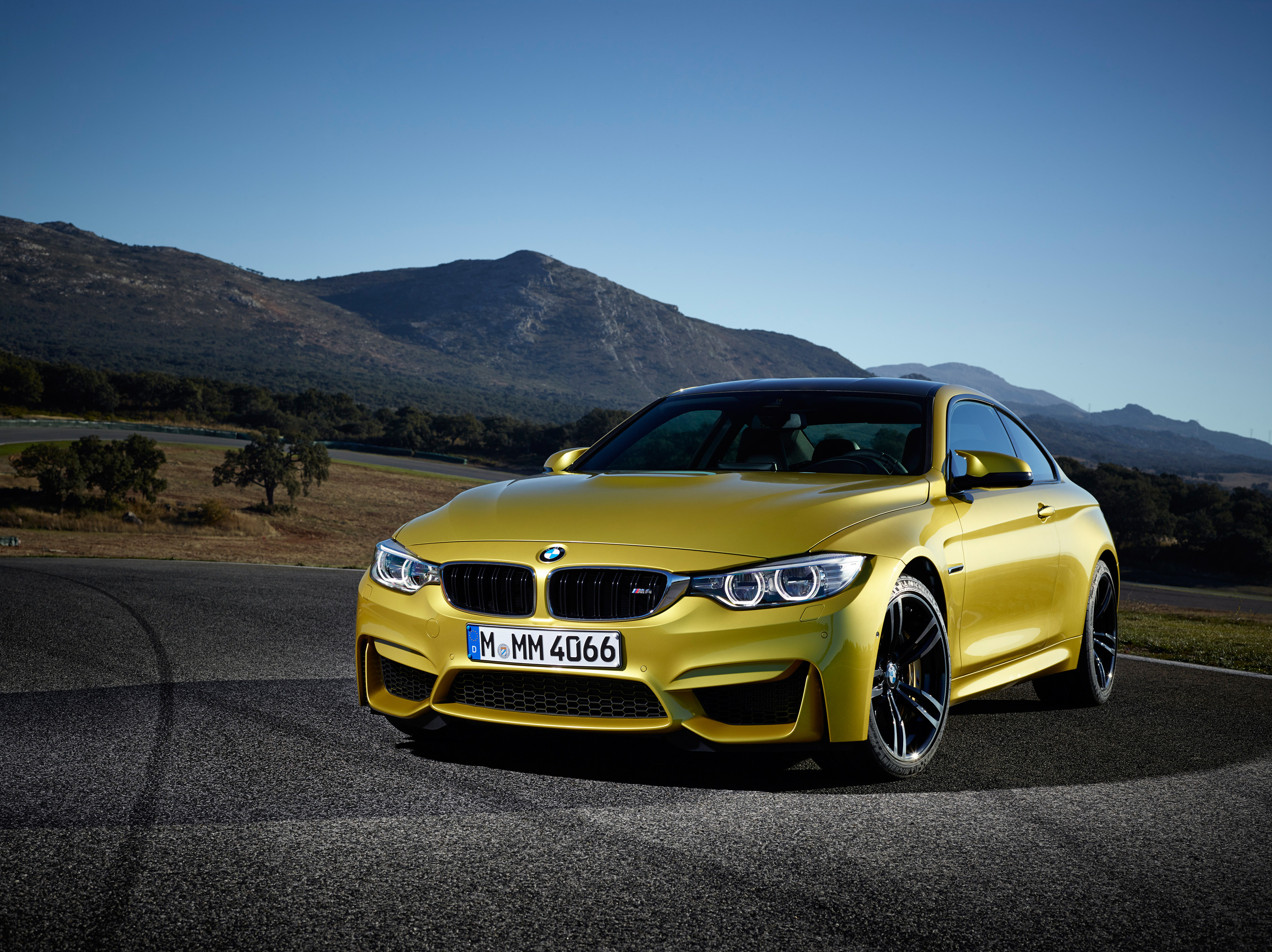 2015 BMW M4 Coupe Photo Gallery