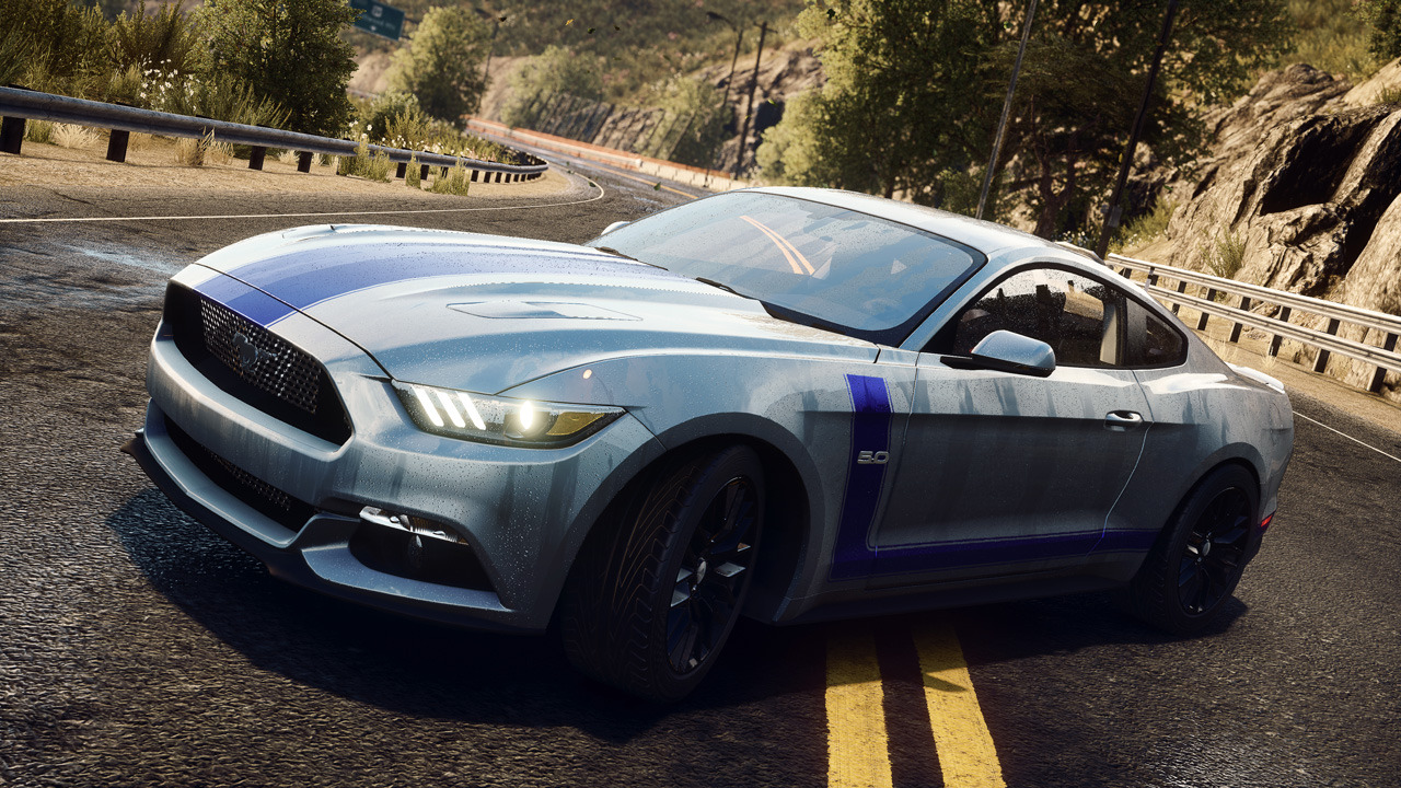 2015 ford mustang in need for speed rivals photo gallery autoblog. Black Bedroom Furniture Sets. Home Design Ideas