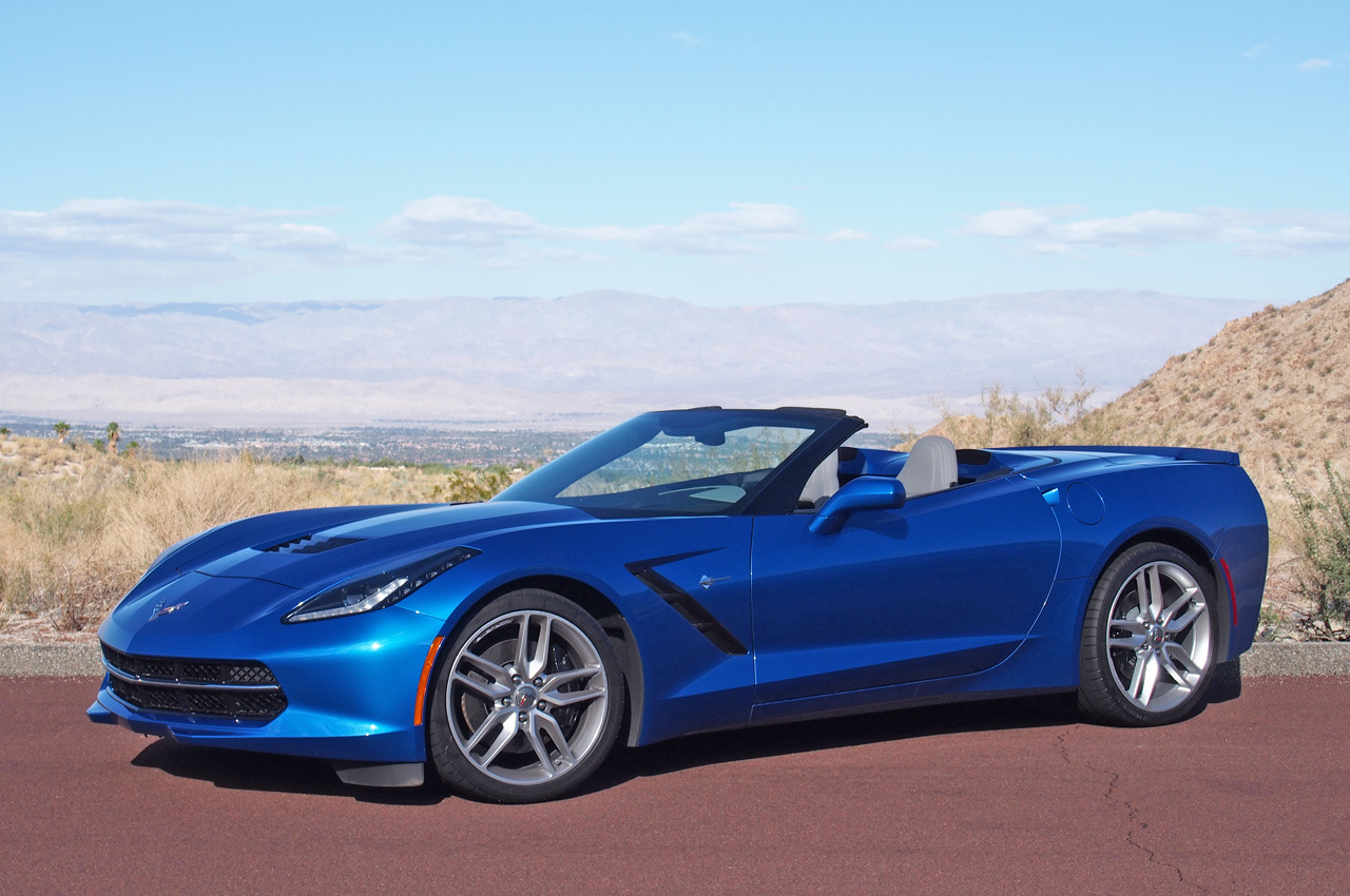2014 chevrolet corvette stingray convertible first drive photo gallery autoblog. Black Bedroom Furniture Sets. Home Design Ideas