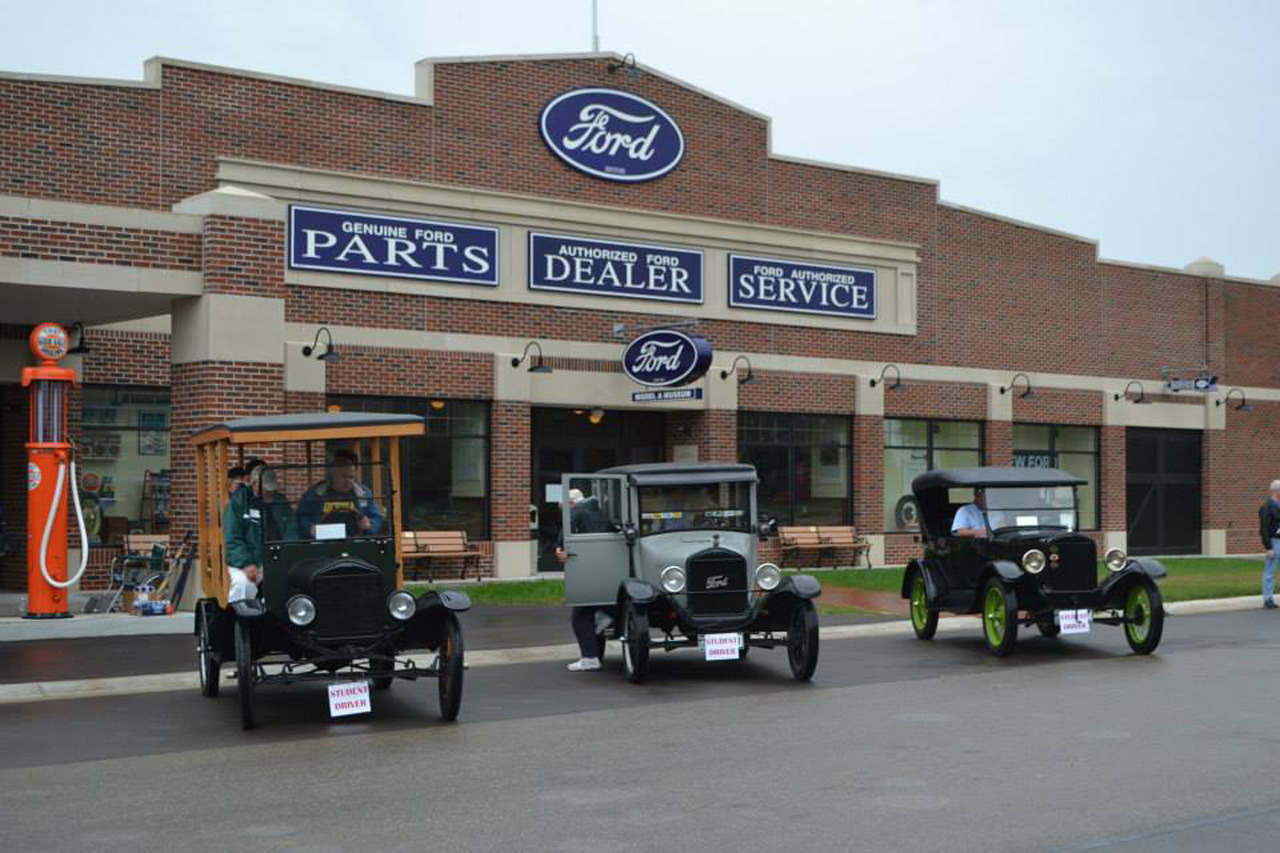 Ford Used Cars Michigan