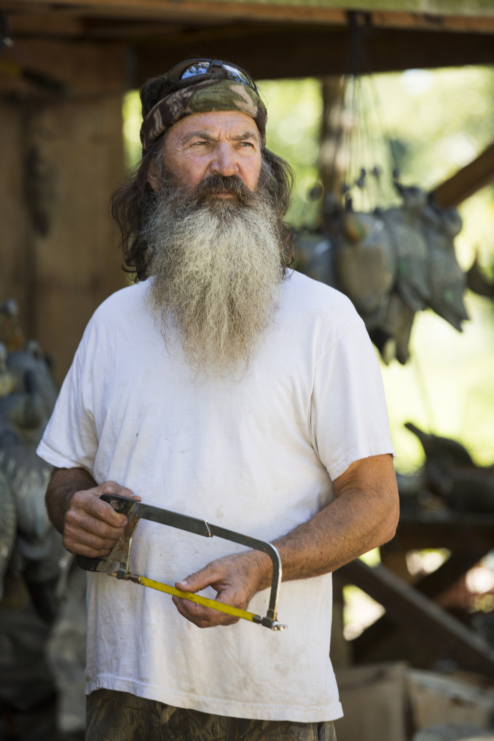 Phil Robertson Duck Dynasty Young