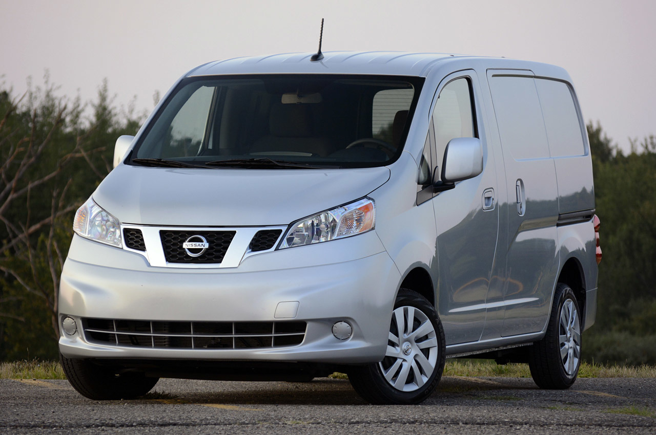 2013 nissan nv200 bing images. Black Bedroom Furniture Sets. Home Design Ideas