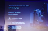 MakerBot announces Replicator Mini 3D printer: one-touch printing for $1,375