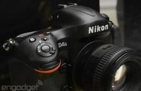A first glimpse at Nikon's new flagship, the D4S