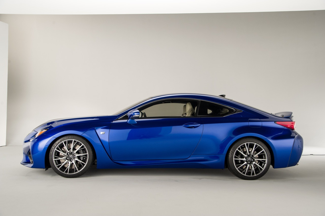 lexus rc f coupe 07. Black Bedroom Furniture Sets. Home Design Ideas