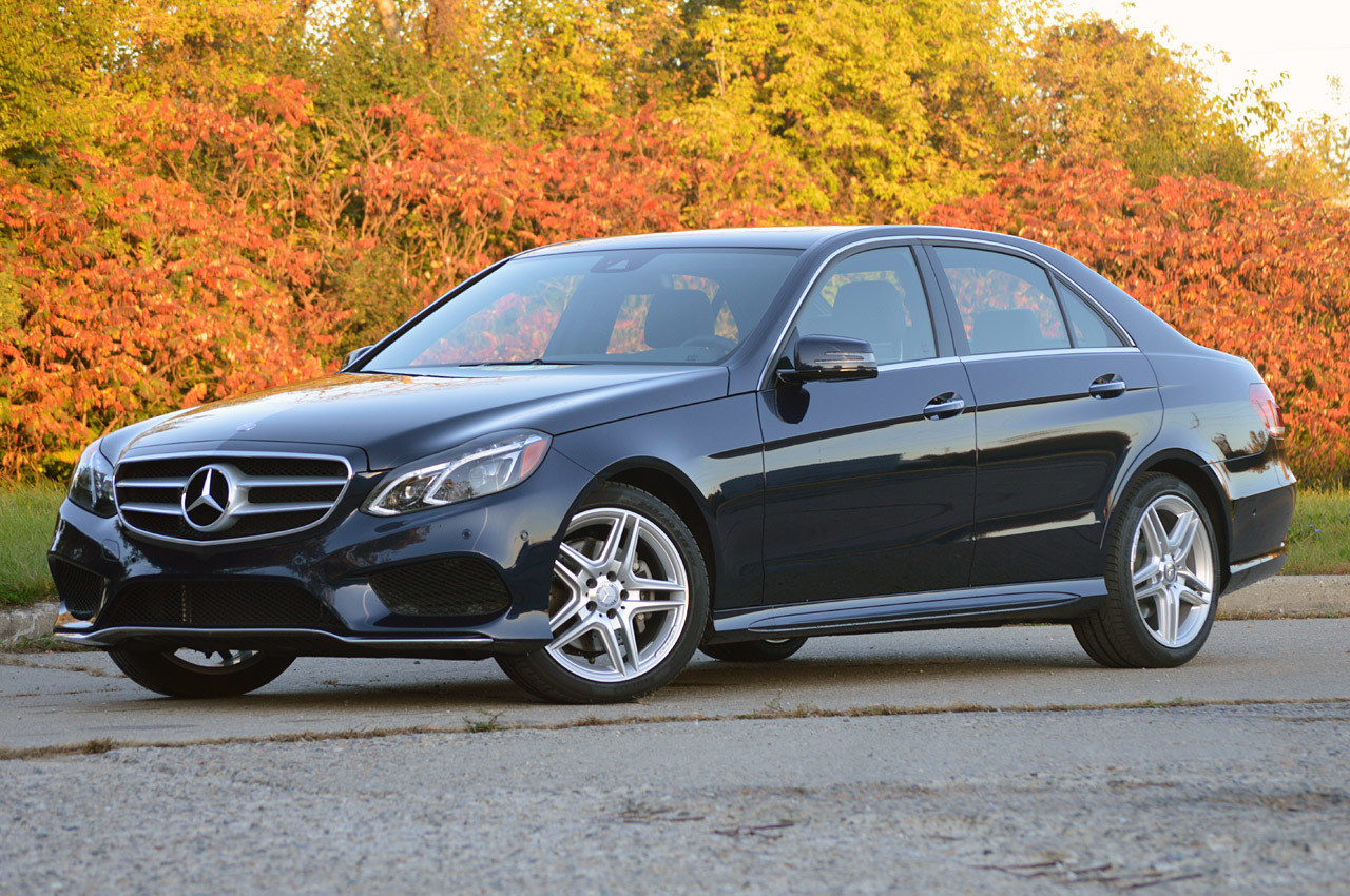 2014 mercedes benz e350 4matic sedan review photo gallery