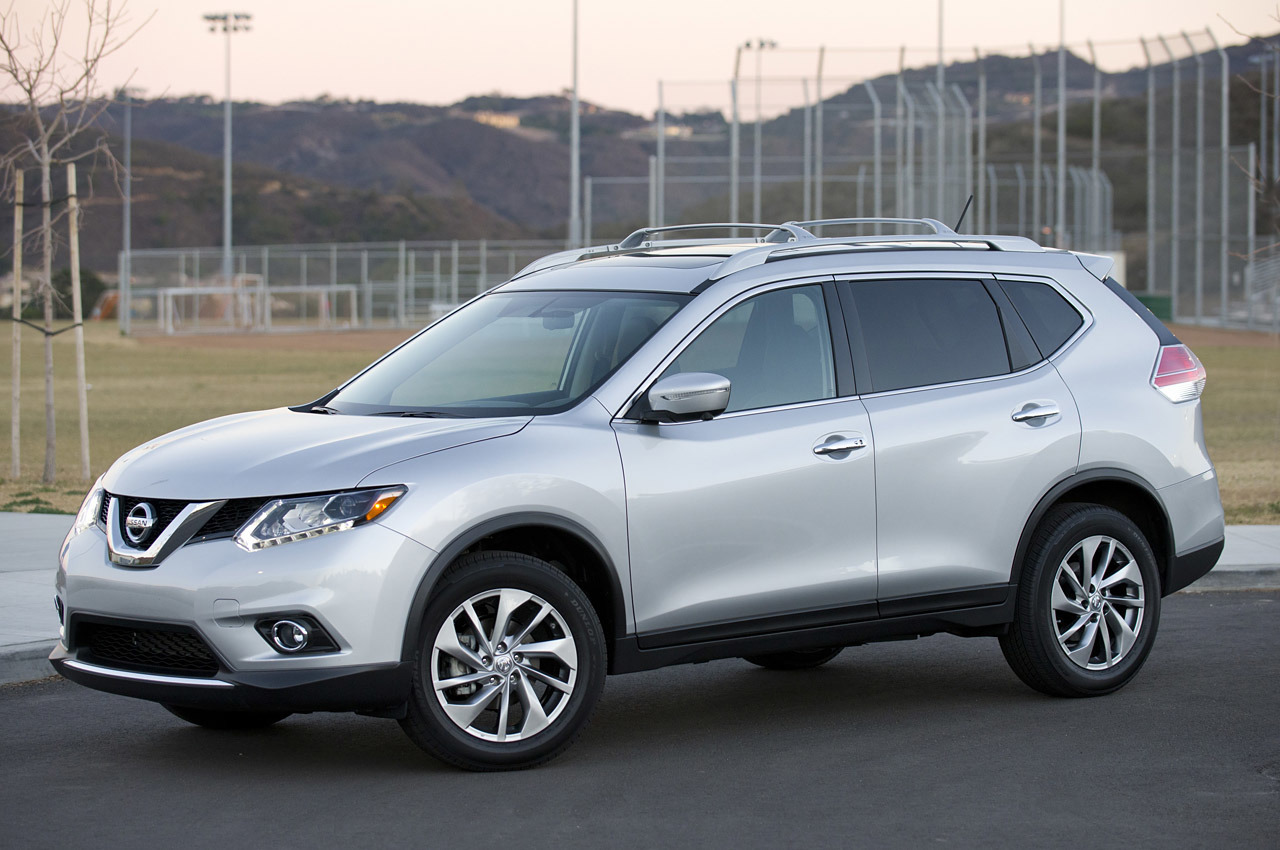 2014 nissan rogue review ratings specs prices and photos the html autos weblog. Black Bedroom Furniture Sets. Home Design Ideas