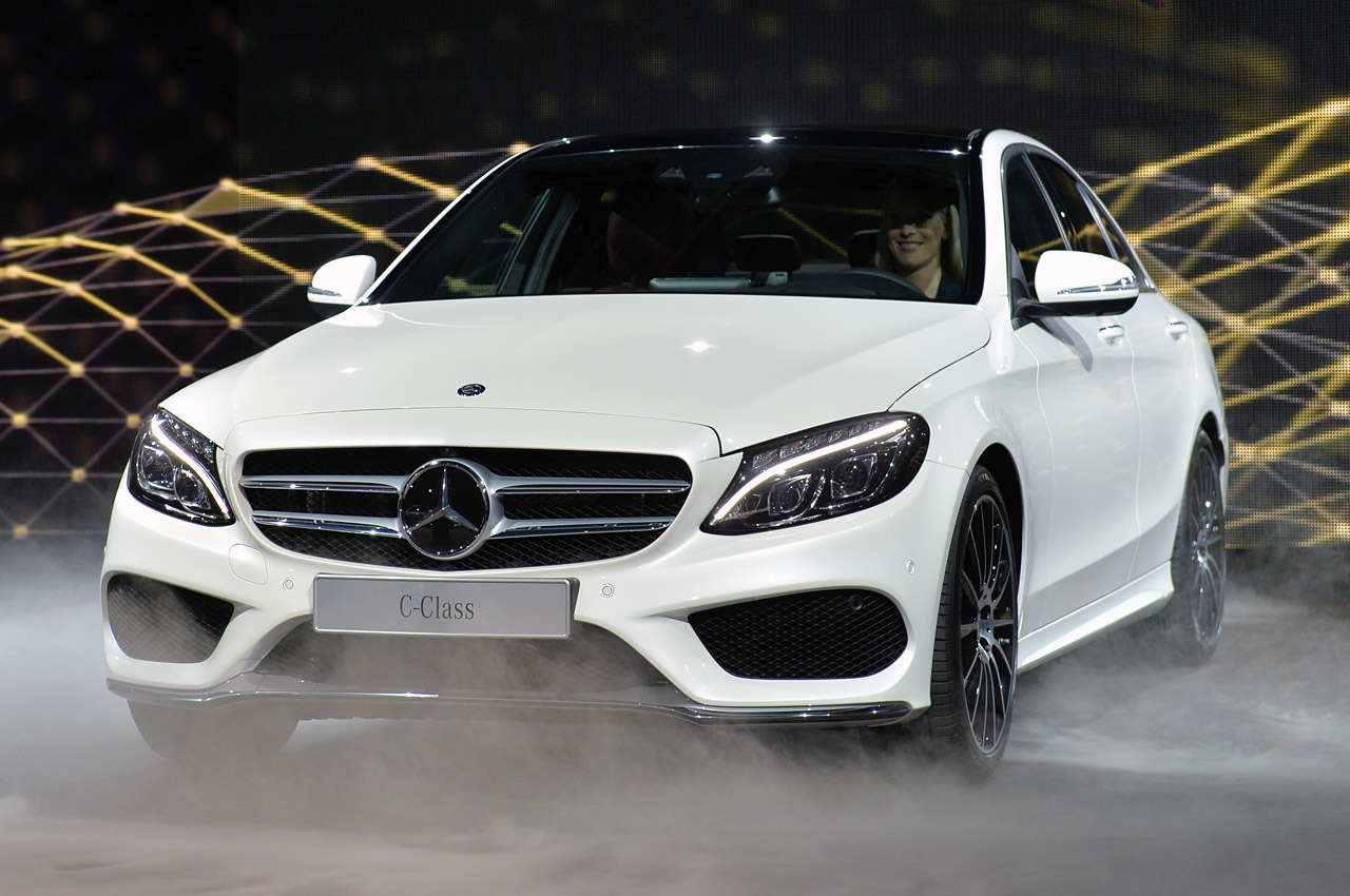 2015 Mercedes Benz C Class Detroit 2014 Photo Gallery