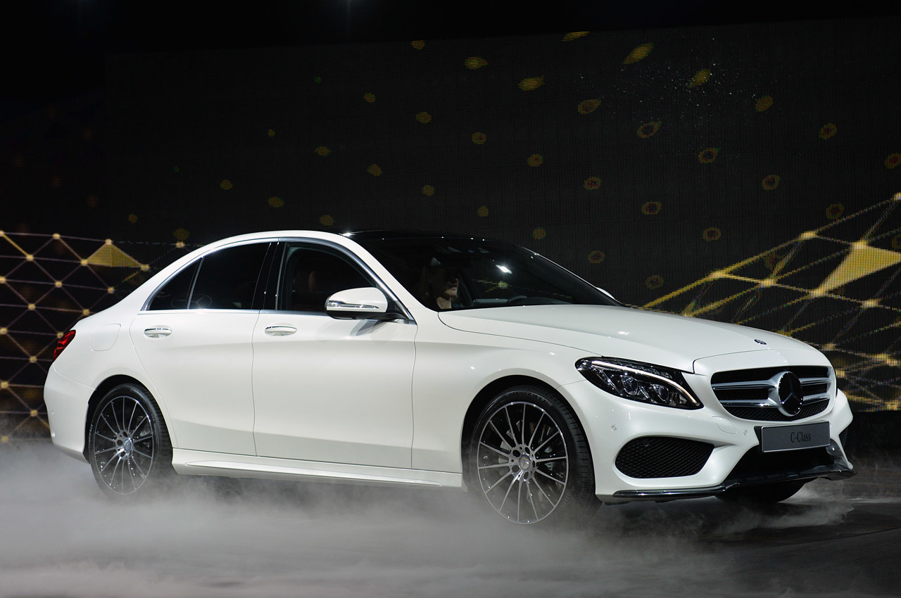 2015 mercedes benz c class photos. Cars Review. Best American Auto & Cars Review