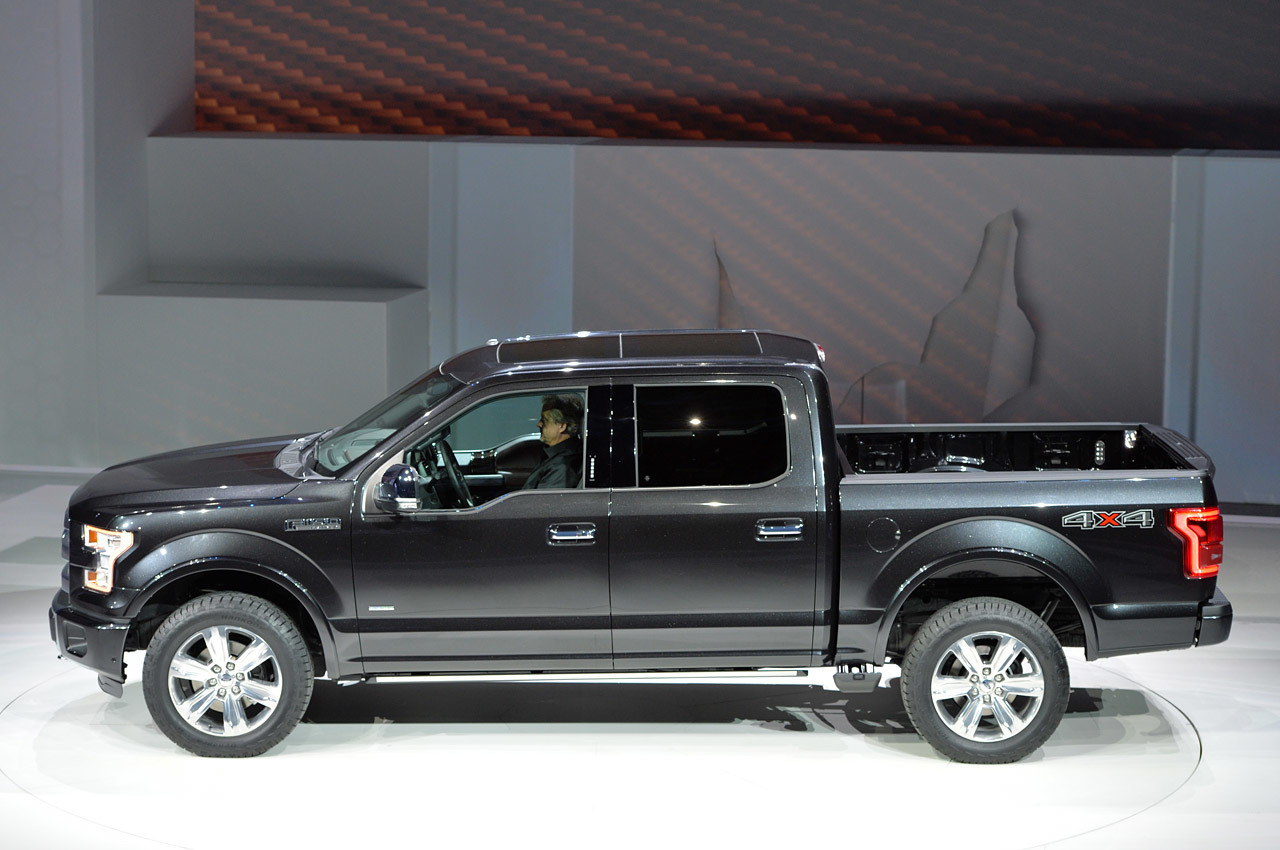 2015 - [Ford] F Series 10-2015-ford-f-150-detroit-1