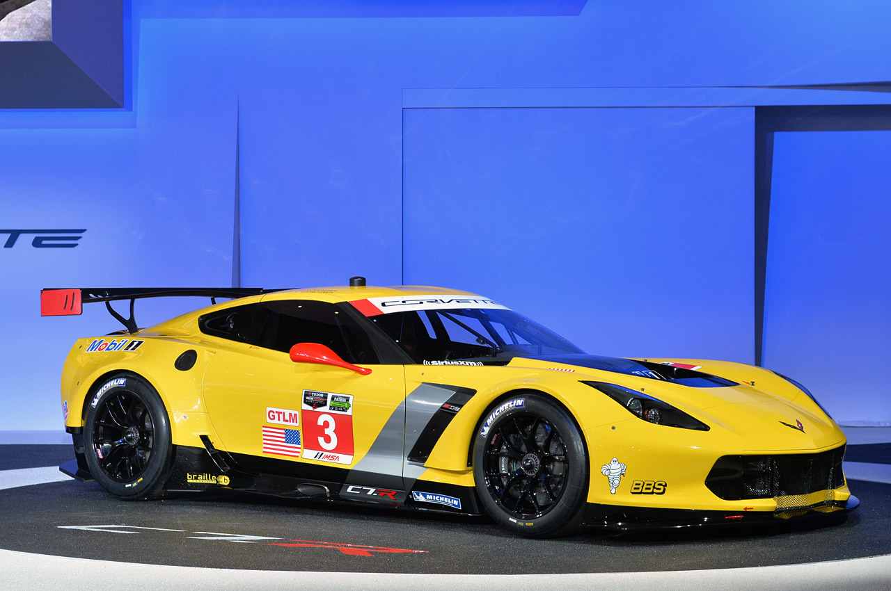 Chevrolet Corvette C7.R: Detroit 2013 Photo Gallery - Autoblog