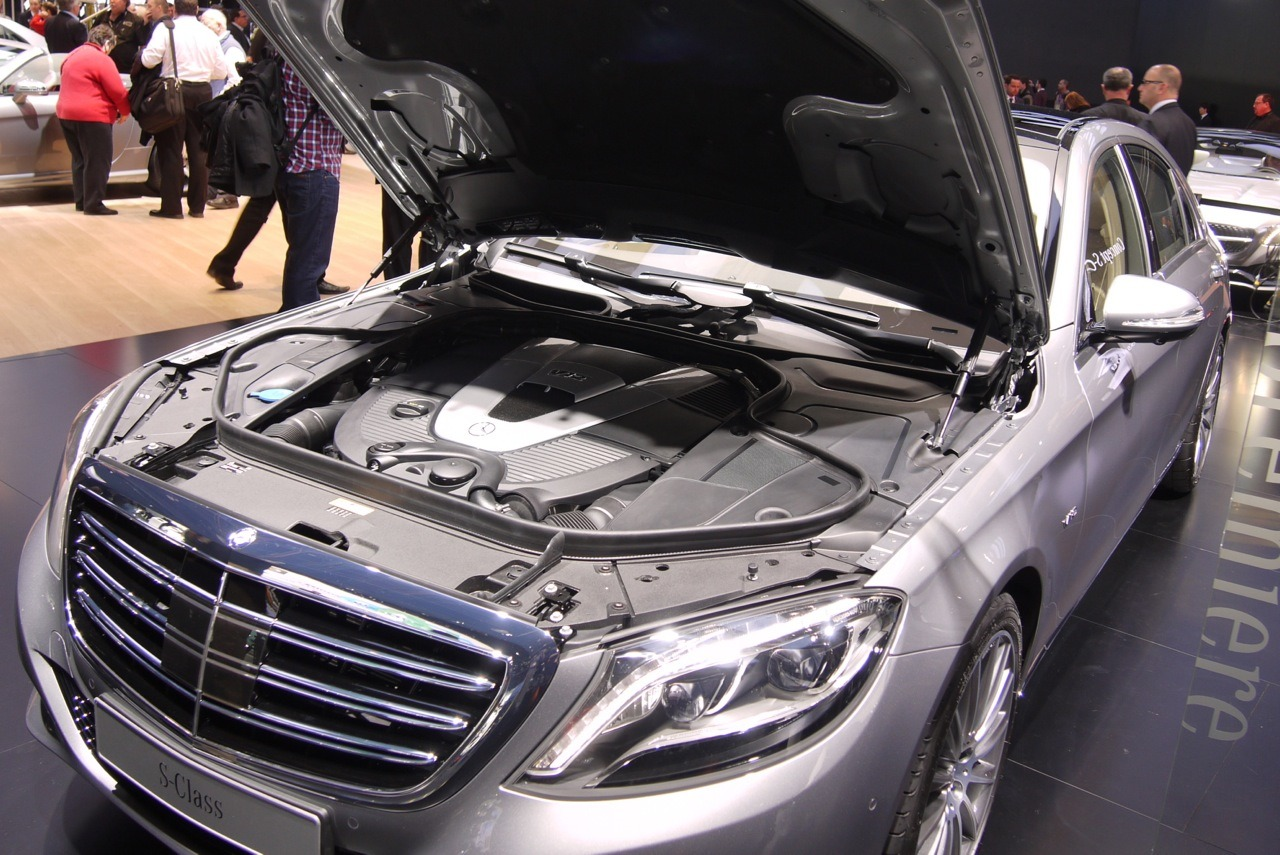 2014 Mercedes Benz S600 Detroit 2014 Photo Gallery Autoblog