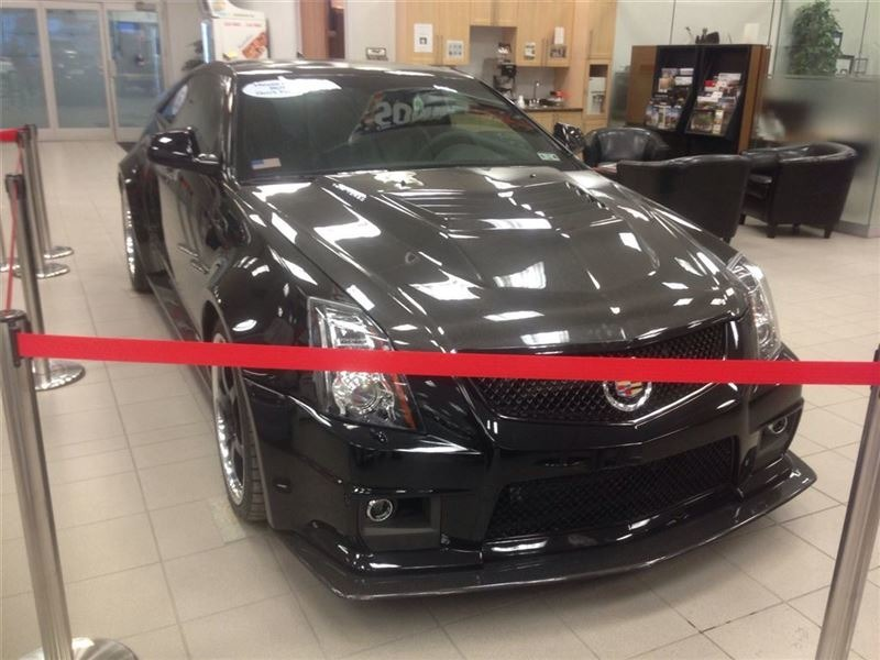 2013 cadillac hennessey vr1200 cts v 1250hp in canada for sale $