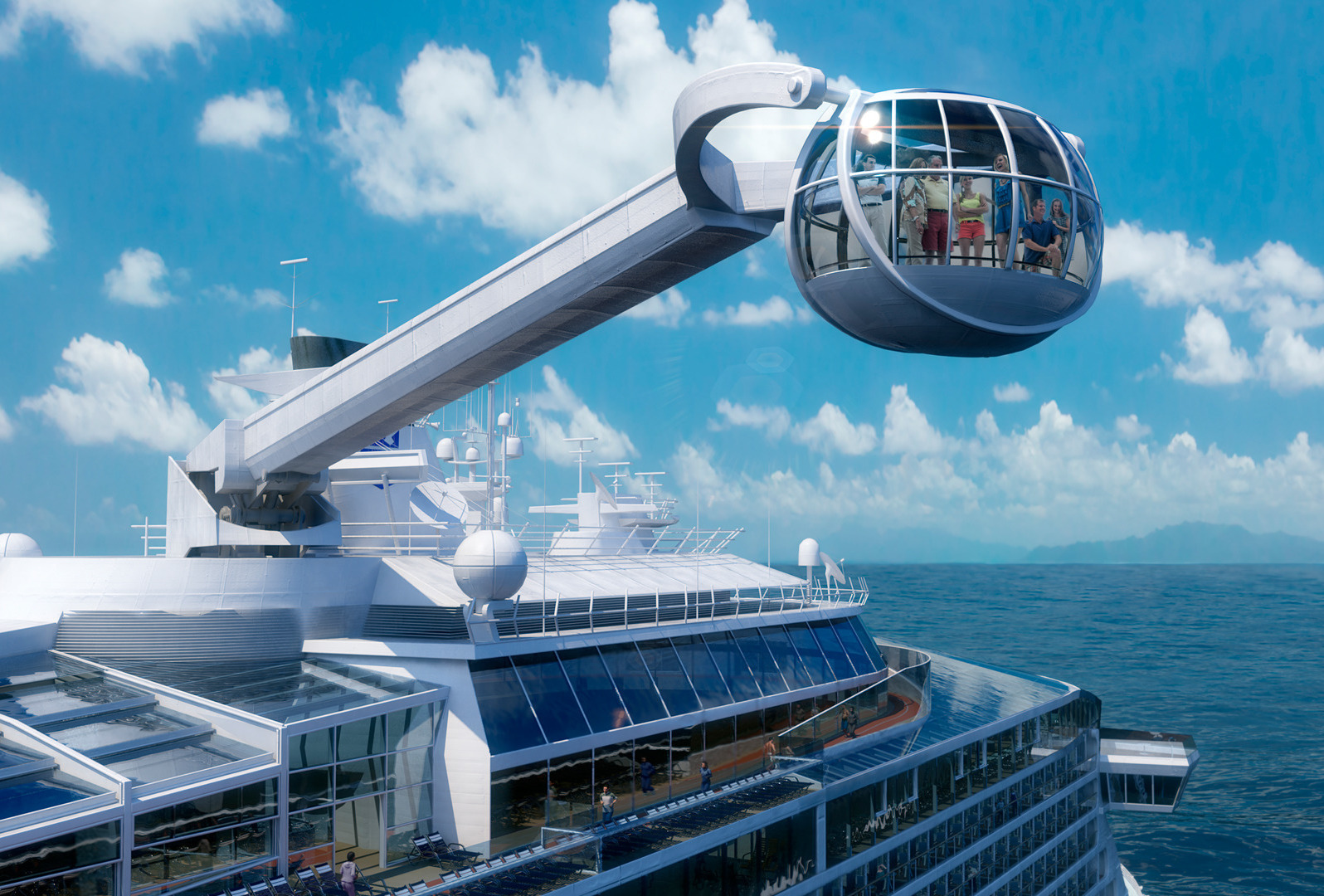 P Amp O Britannia Britain S Newest And Largest Cruise Ship To