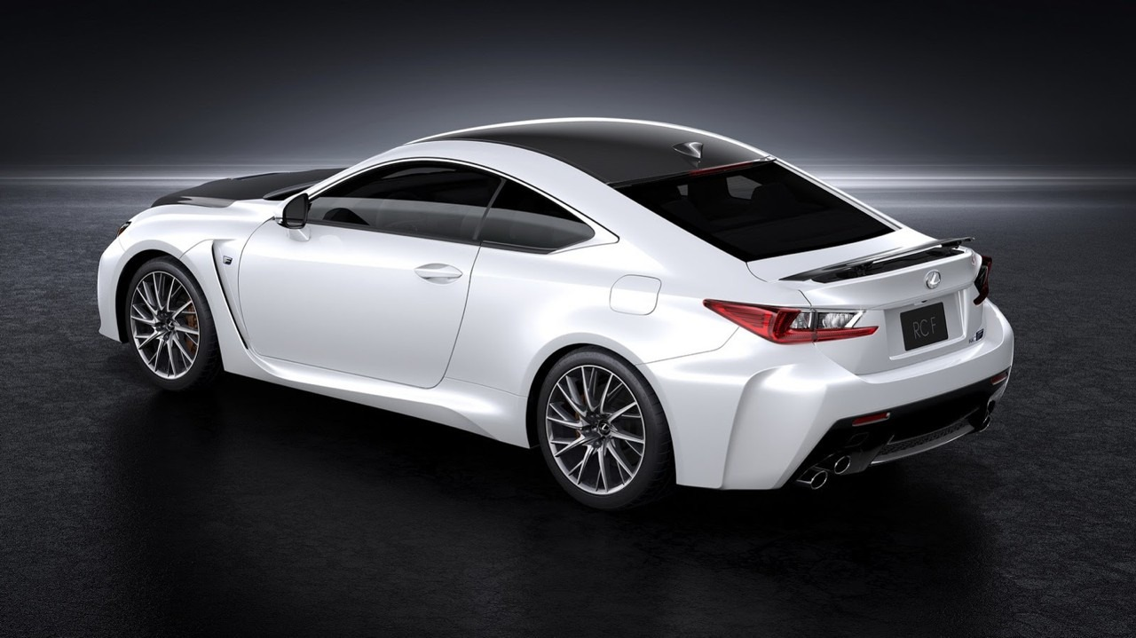 Chevy Certified Pre Owned >> Lexus RC F Carbon Package Photo Gallery - Autoblog