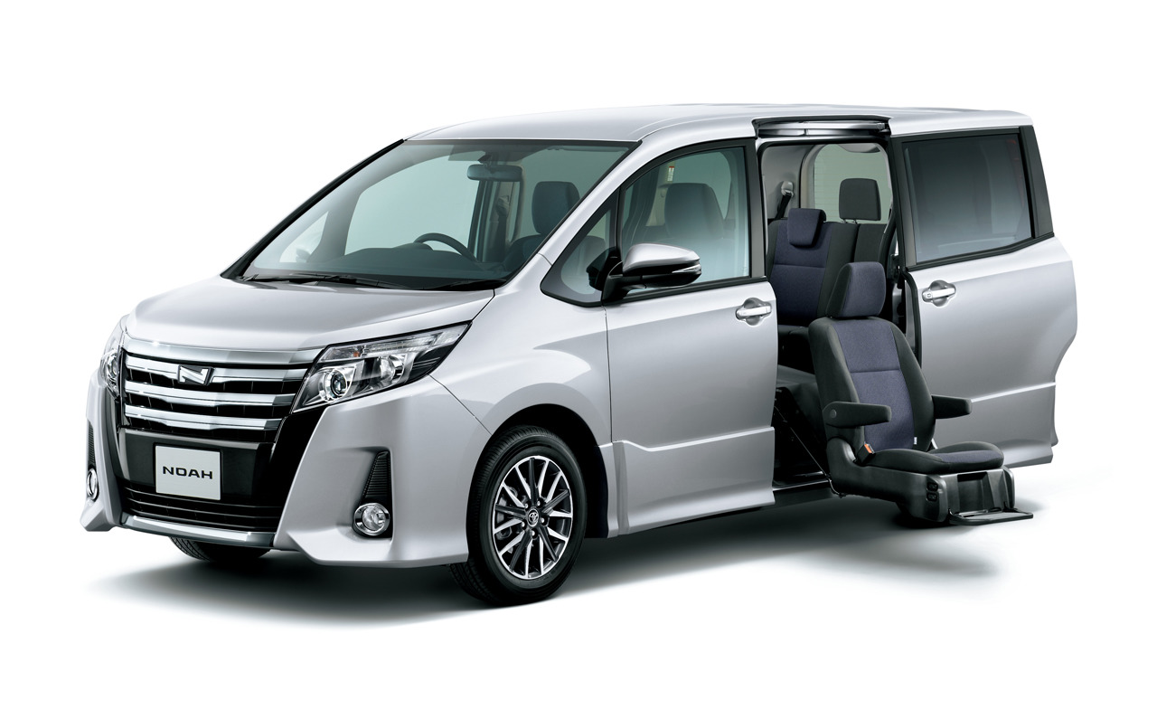 2015 Toyota Noah Photo Gallery Autoblog
