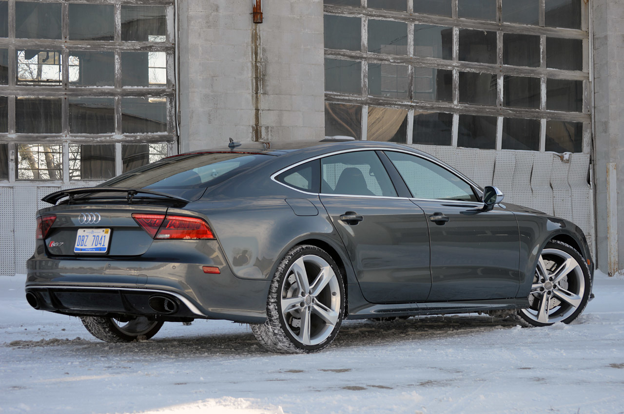 Audi RS Review Jan Photo Gallery Autoblog - Audi rs7 0 60