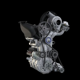 this tiny 1 5l engine from nissan makes 400 horsepower autoblog. Black Bedroom Furniture Sets. Home Design Ideas