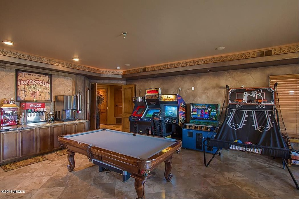 Man Caves For Super Fans