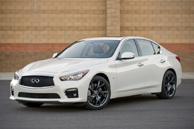 Infiniti Q50S getting G37's hydraulic steering for 2016 ...