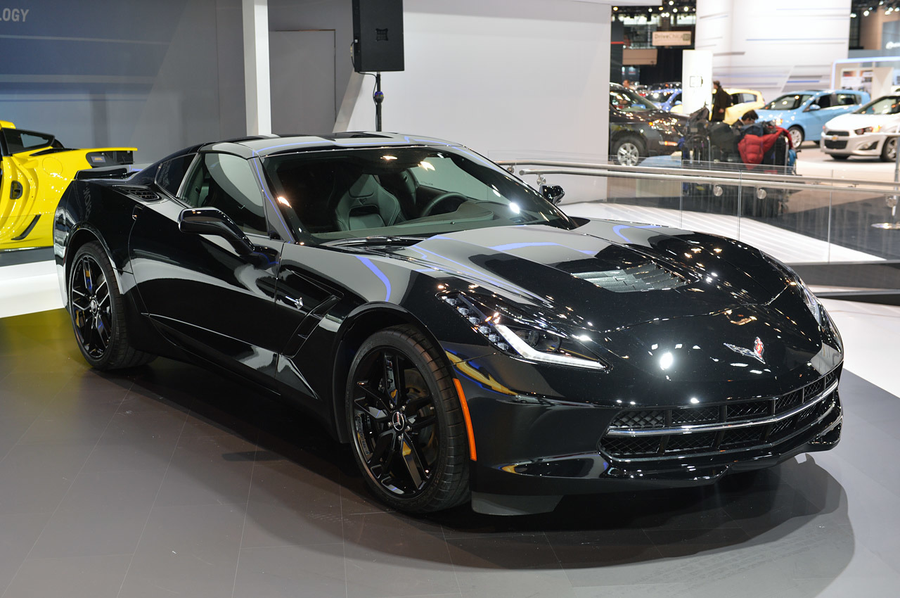 chevrolet corvette stingray black widow chicago 2013 photo gallery. Cars Review. Best American Auto & Cars Review
