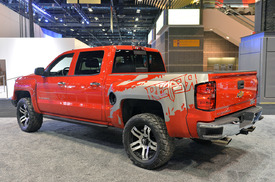 Lingenfelter Chevy Reaper is ready to make Ford's Raptor ...
