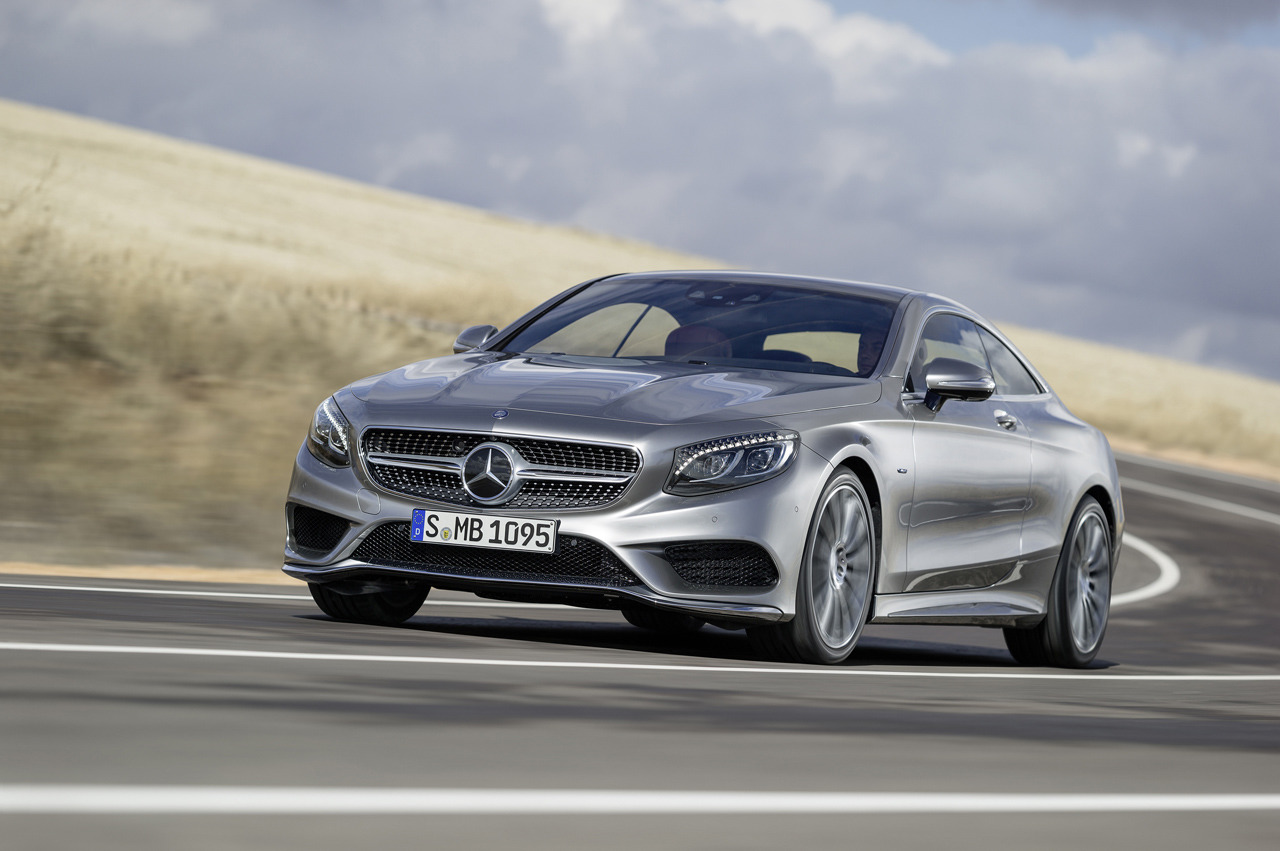 2015 mercedes benz s class coupe photo gallery autoblog for Mercedes benz s550 coupe