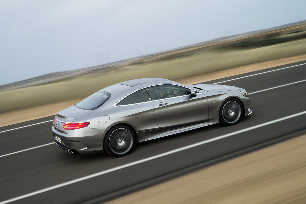 2015 mercedes benz s class coupe photo gallery autoblog for Mercedes benz class 2015
