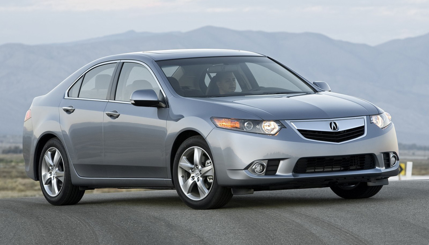 Acura Certified Pre-Owned >> The Most Affordable Luxury Cars