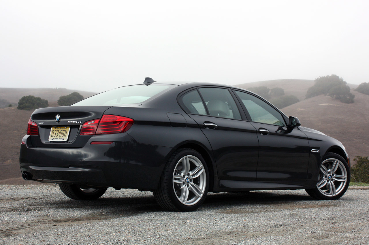 2014 bmw 535d xdrive quick spin photo gallery autoblog. Black Bedroom Furniture Sets. Home Design Ideas